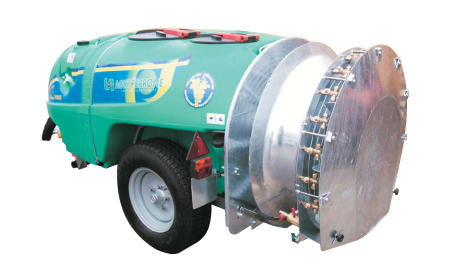 Agri Perrone - Inverter - Atomizzatore trainato