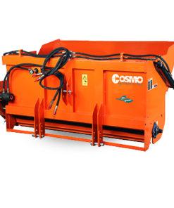 Spandiconcime Cosmo trainato modello Compost