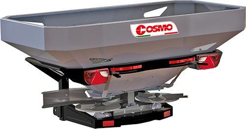 Spandiconcime Cosmo portato modello NX