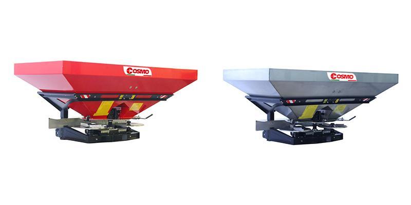 Spandiconcime Cosmo portato modello RX RXX