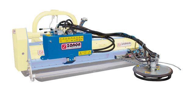 It testata interfilare con tastatore idraulico pianura s for Trincia zanon prezzi