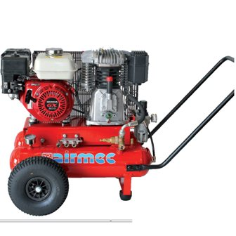 Motocompressone Benzina Airmec TEB 22/680 Honda