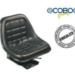 sedile con molleggio skai 63367