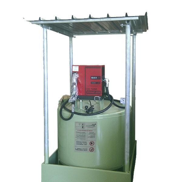 Serbatoio gasolio self 55