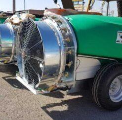atomizzatore ventola da 90°