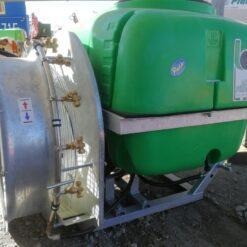 atomizzatore litri 400