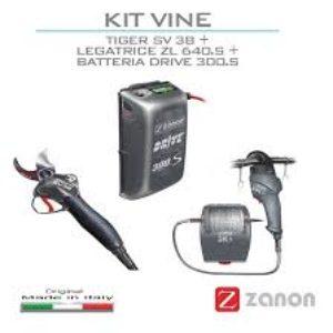 Kit Vine Zanon