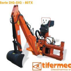 Retroescavatore Serie DIG-DIG